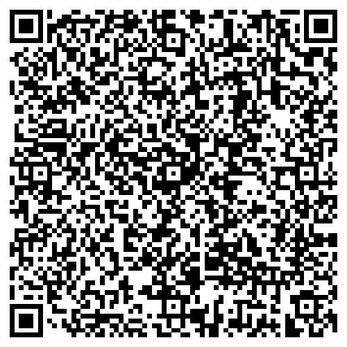 Ein QR-Code, in dem unsere E-Mail-Adresse hinterlegt ist.