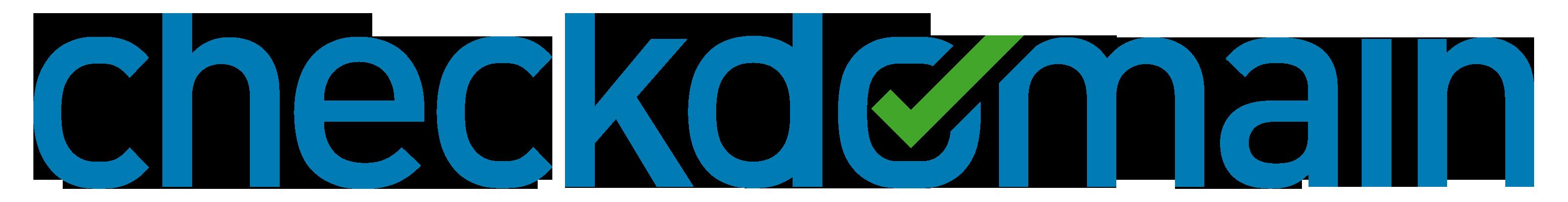 Das Logo der Firma Checkdomain